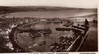 Stonehaven Harbour Historic