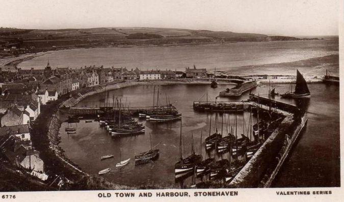 Stonehaven Harbour Historic